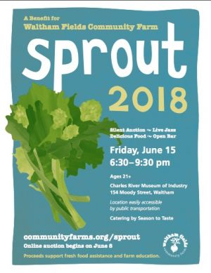 Sprout 2018 Poster